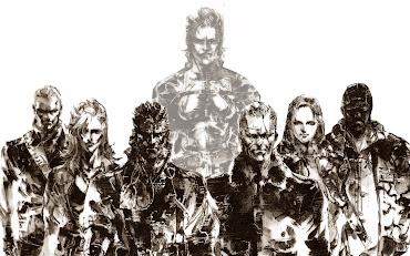 #15 Metal Gear Solid Wallpaper