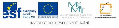 Na této škole je realizován projekt EU peníze školám - Nově spolu
