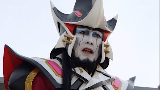 Hikōnin Sentai Akibaranger Season 2 General Pain Unofficial Super Sentai