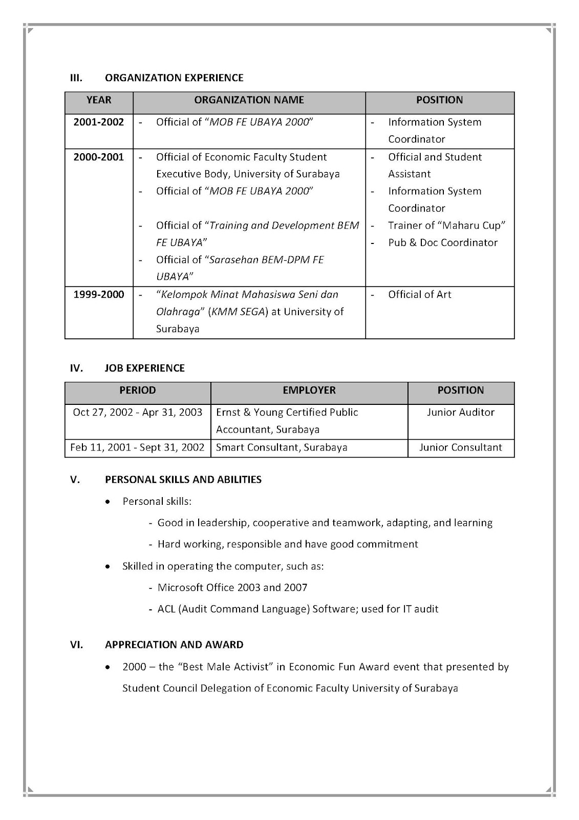 electronic technician resume summary resume in doc format
