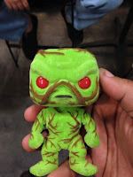 Swamp Thing Flocked