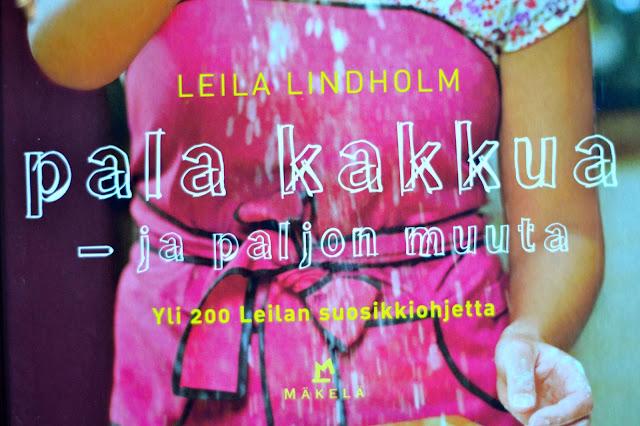 Leila Lindholm Pala kakkua