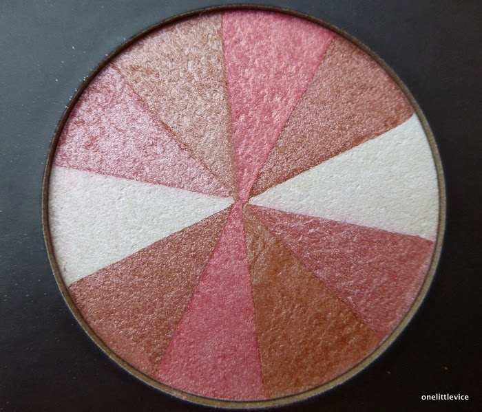 soap and glory shimmering blusher