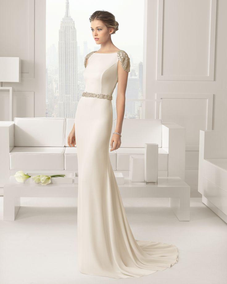mis vestidos de novia: vestidos de novia de corte ajustado o entallado