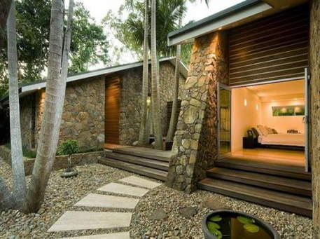 Modern tropical home design home design ideas u home for Modern tropical house design