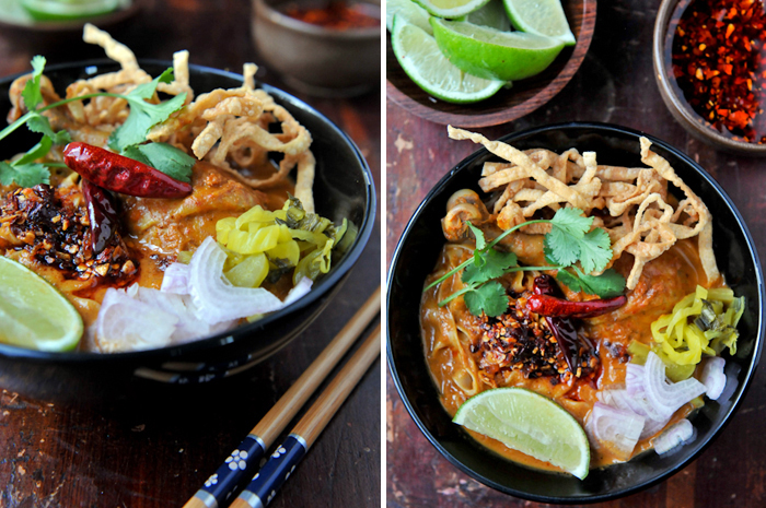 Khao Soi - Northern Thai Curry Noodles 3 | Thailand Recipes