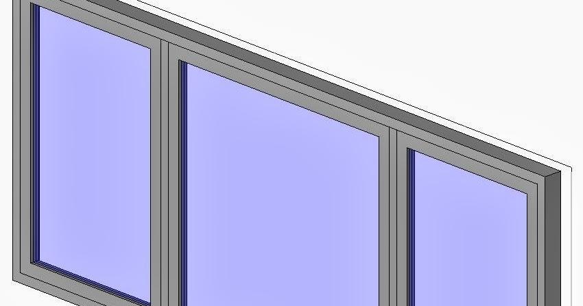 Awning Window Elevation : Arc revit new awning fixed window
