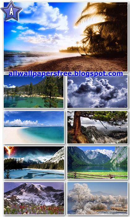 20 Amazing Nature Full HD Wallpapers 1080p [Set 6]