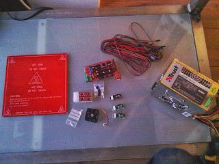 Componentes de la electrónica
