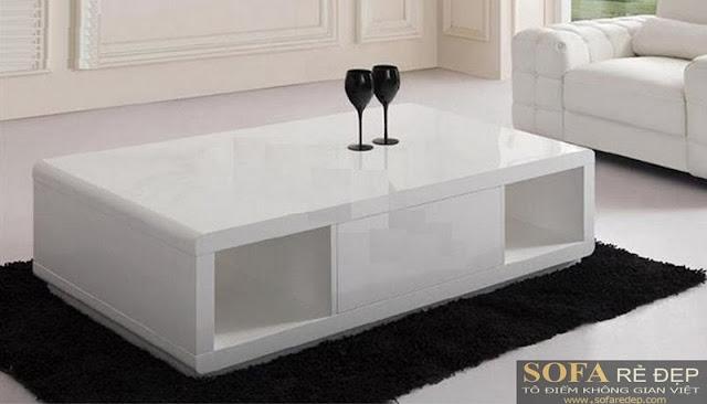 Bàn sofa gỗ BS042