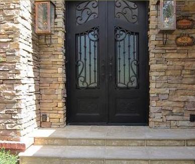 Fotos y dise os de puertas cerraduras para puertas interiores for Disenos de puertas exteriores
