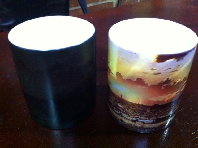 Mugs cerámica Jerusalém Magico 10 ctms.