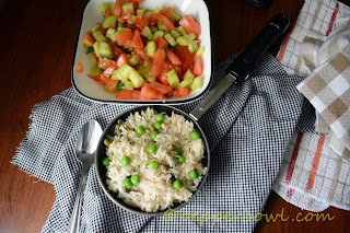 green-peas-pulao-perfect-lunch-box