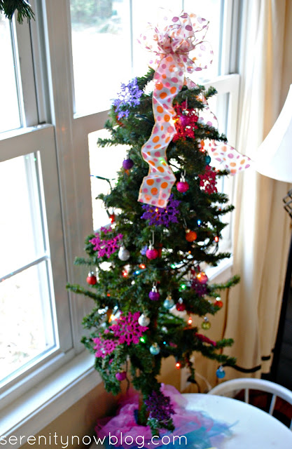 Christmas Tree Jewel Tones, Serenity Now blog