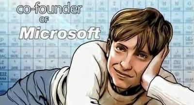 Bill Gates vira herói das histórias em quadrinhos