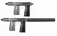 SM-9 Machine Pistol