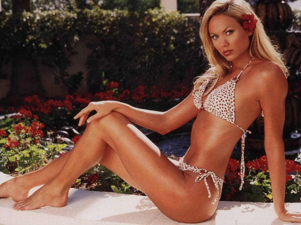 Celebrity Modeling Wwe Star Stacy Keibler New Wallpapers Gallery