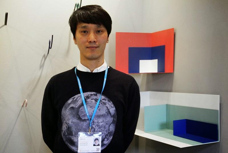 Estanterías Corners Kyuhyun Cho