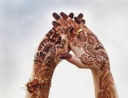 Hénné pour Mariage Oriental