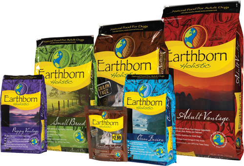 Earthborn Grain Free Dog Food Reviews