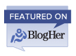 Find me on BlogHer
