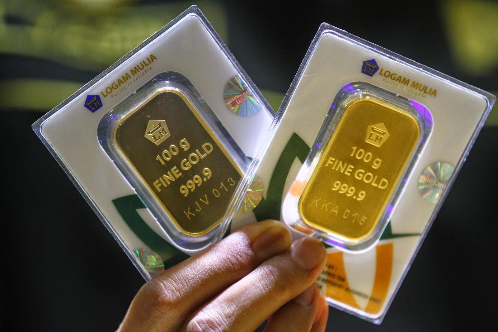 Lm Antam Kemasan Baru Guide To Investasi Emas