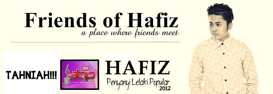 Friends of HAFIZ