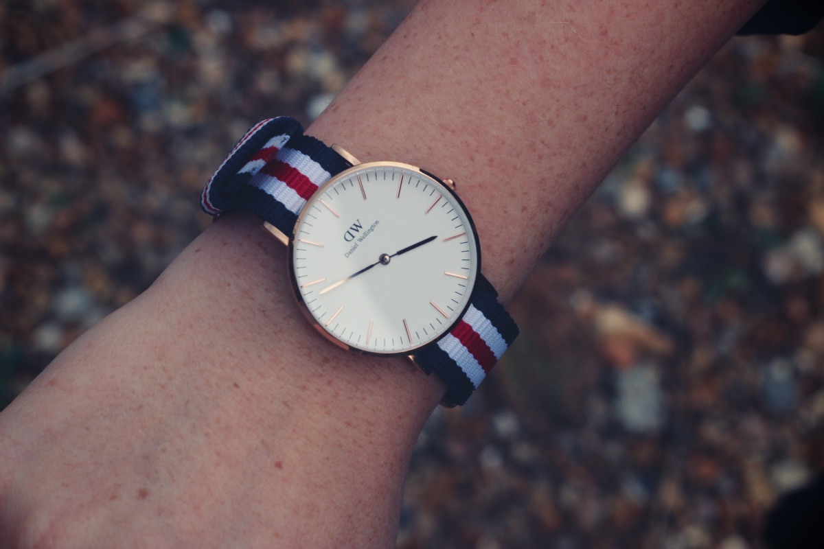 Daniel Wellington Classic Canterbury Ladies Watch