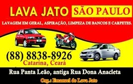LAVA JATO SO PAULO