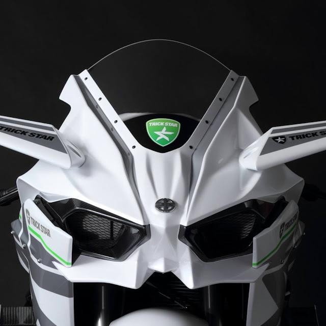 Kawasaki Ninja H2R Modifications H2r Hd Wallpapers