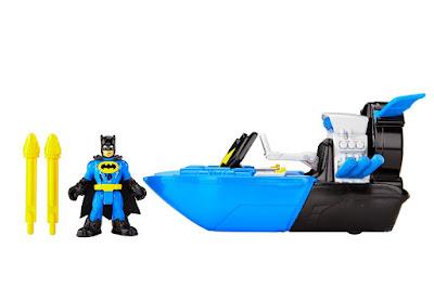JUGUETES - Fisher-Price : Imaginext | DC Super Friends  Batlancha | Batman  Producto Oficial 2015 | Mattel CHH83 | Edad: 3-8 años  Comprar en Amazon.es: