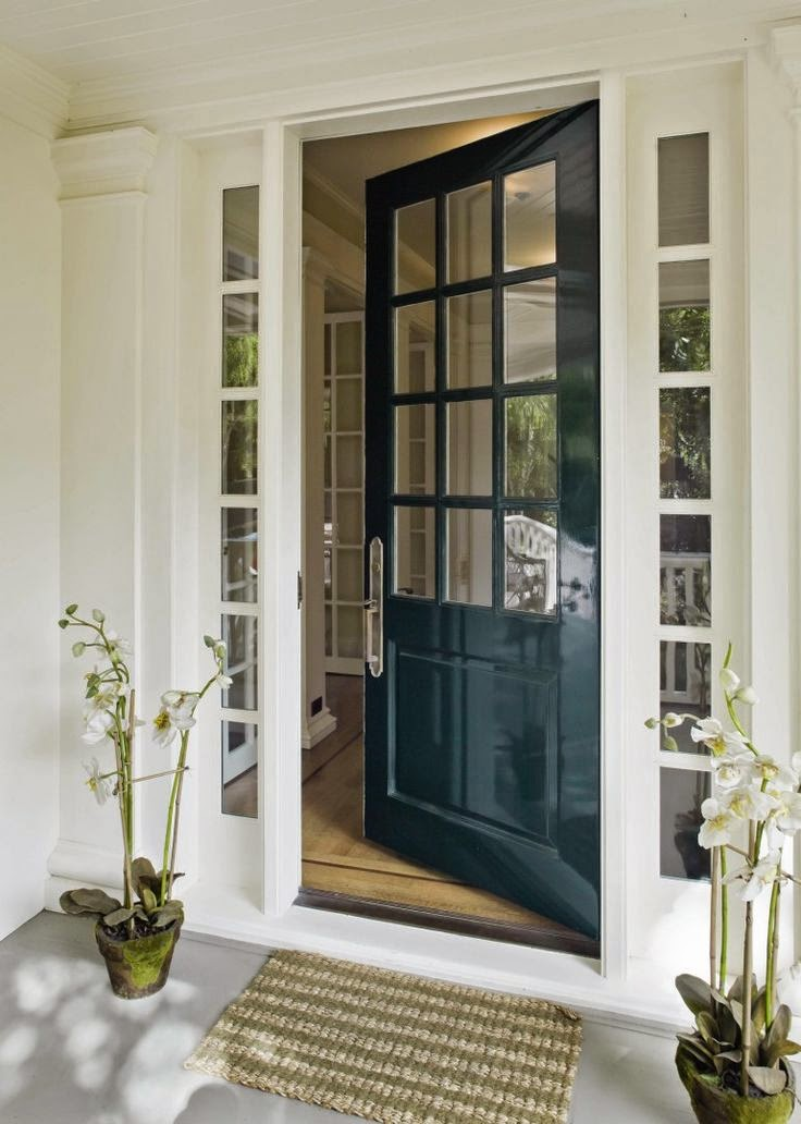 Canto do feng shui by cristina ventura dicas de feng shui for Exterior back door styles