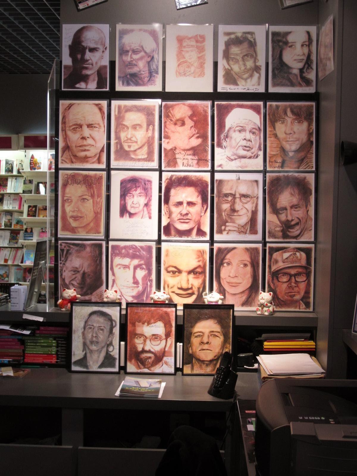 EXPOSITION PORTRAITS mai 2013