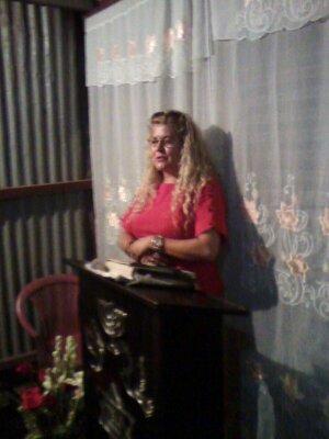 Hermana Yolanda de Alvarez