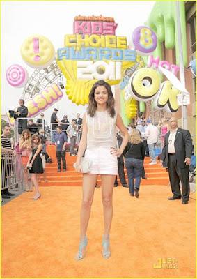 Selena Gomez KCA