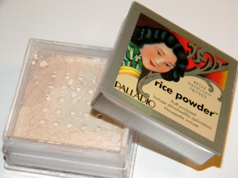 Affordable Beauty: Palladio Rice Powder in Translucent