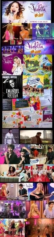 Participaciones en producciones musicales / Gilberta Caron/