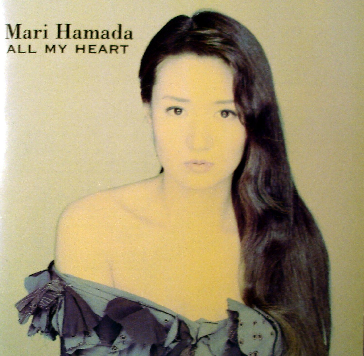 Original song: love can make you a fool of you(1982) this is mari hamadas version