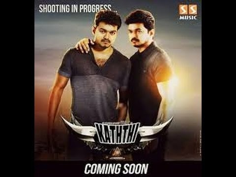 Kaththi (2014) Tamil Mp3 Songs Download