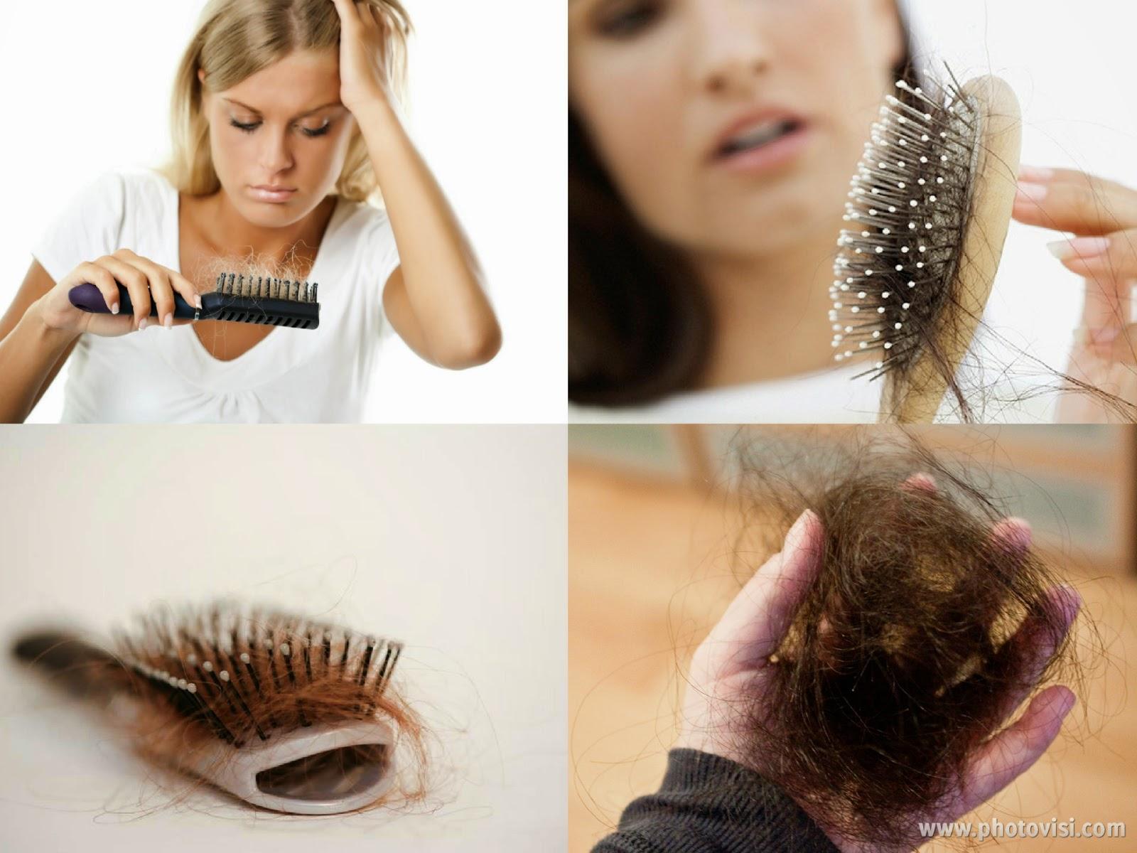 التخلص من تساقط الشعر نهائياً