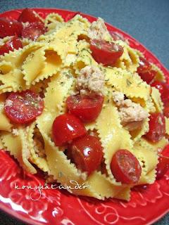 tomato-tuna-pasta