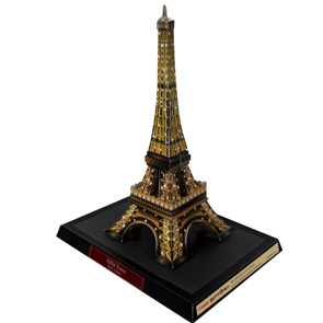 Eiffel Tower Papercraf Model (France)