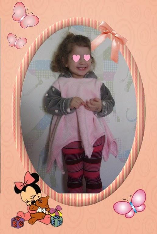 Hannahs rosa Traum