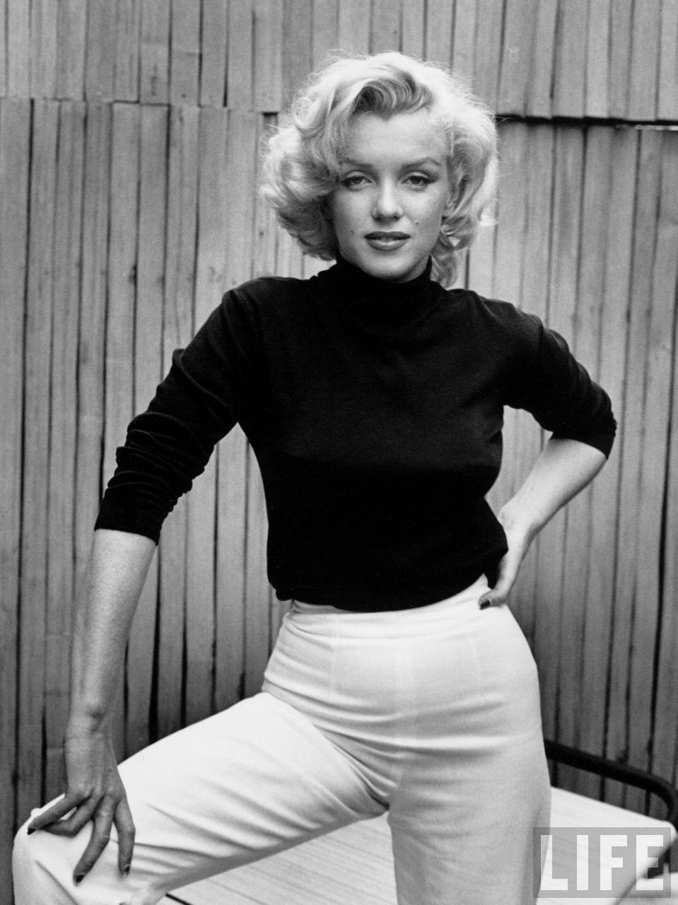 Beauty advice from Marilyn Monroe & Ines Gloves