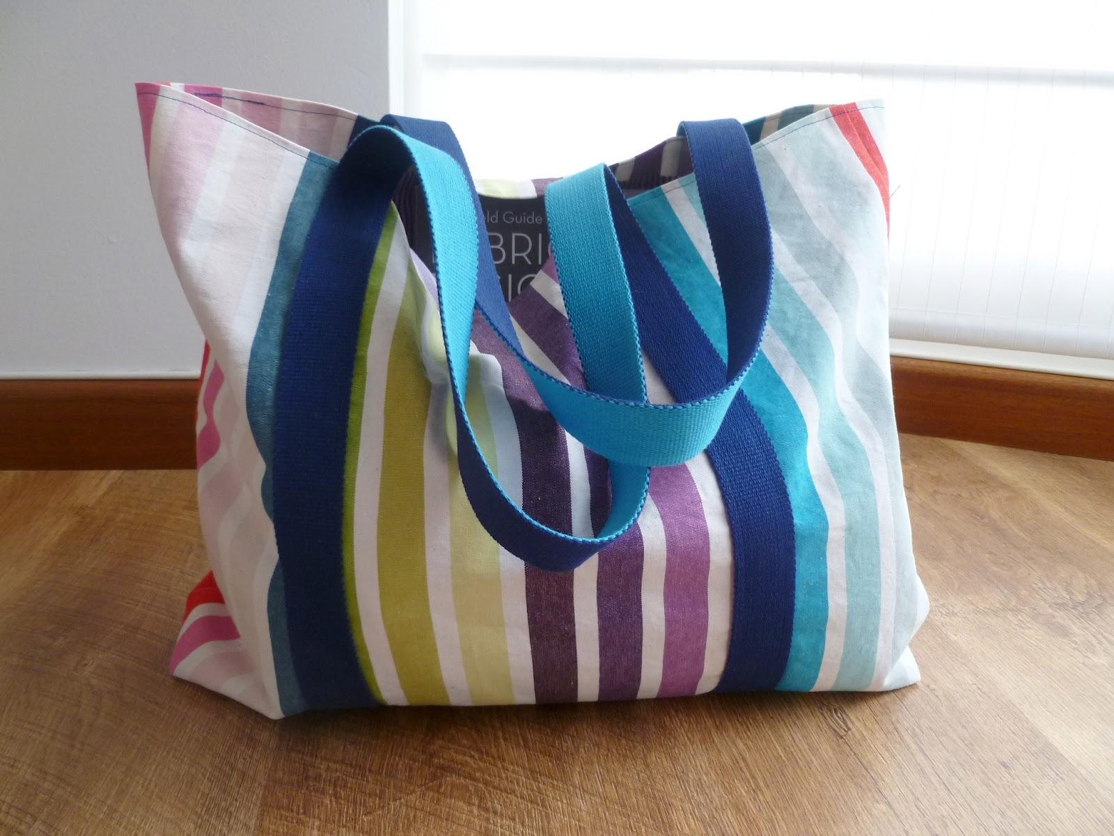 el color de la suerte tutorial bolso de playa muy f cil
