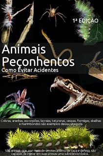 E BOOK Animais Peçonhentos Como Evitar Acidentes 1ª Ed.