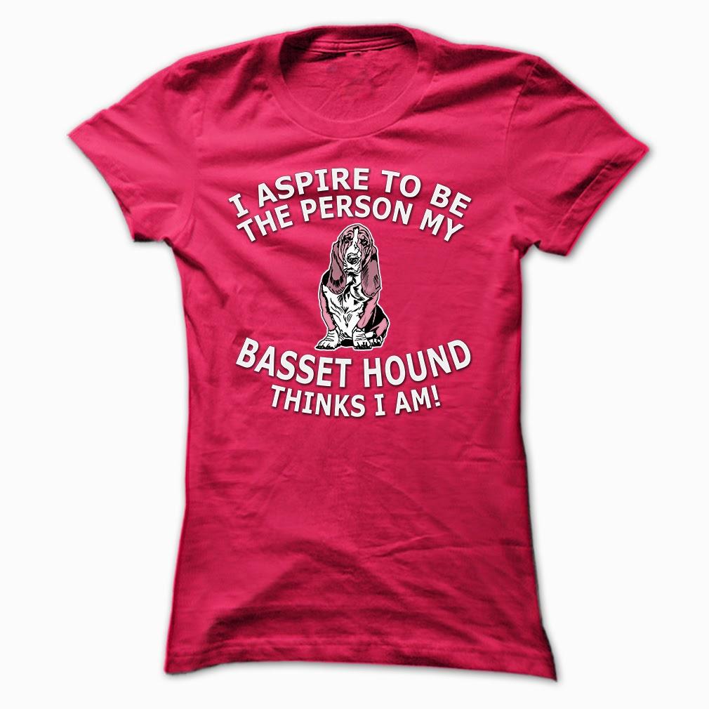 Basset Hound TShirts