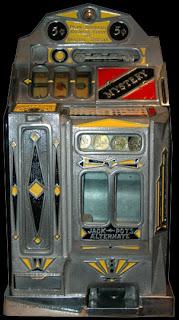 Superior confection slot machine