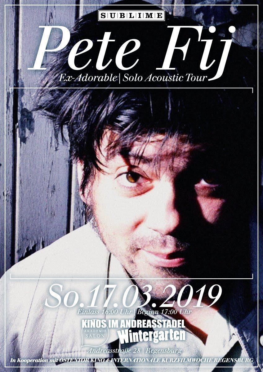 PETE FIJ Live!