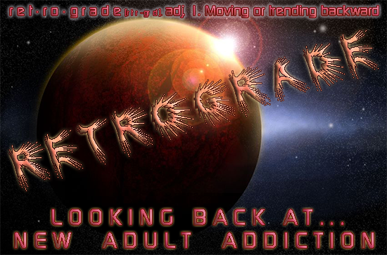 The First Modern Post-Apocalyptic Story: Retrograde #5